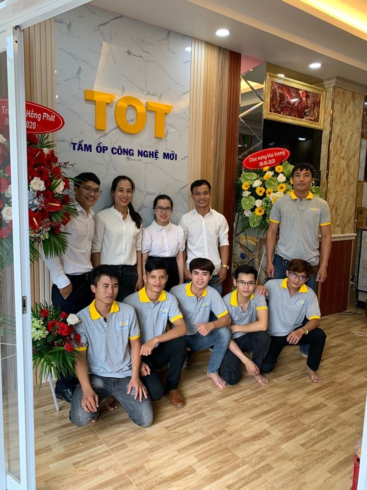 Đội thi công Xây dựng TOT
