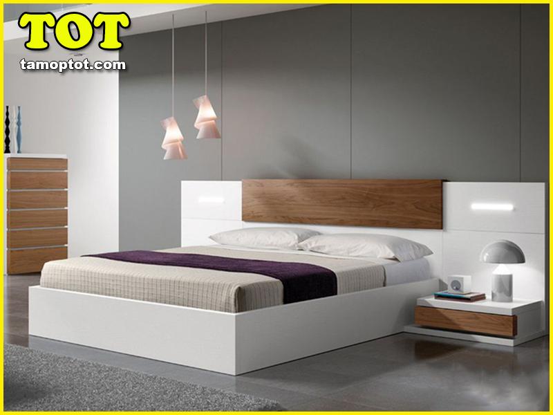 Acrylic gương trang trí giường ngủ